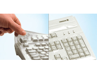 CHERRY WetEx European Windows 95 Layout - Tastatur-Abdeckung