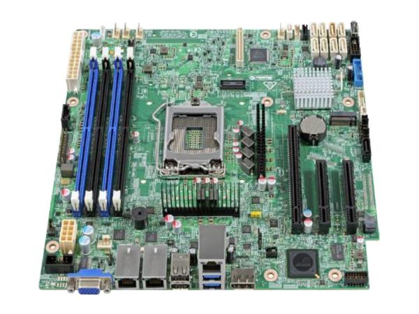 Intel Server Board S1200SPSR - Motherboard - micro ATX - LGA1151 Socket - C232 - USB 3.0