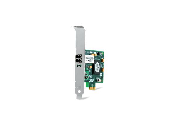 Allied Telesis AT-29114SP - Netzwerkadapter - PCIe Low-Profile - 100Base-FX/1000Base-X x 1