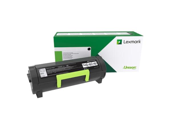 Lexmark X417 - Hohe Ergiebigkeit - Schwarz - Original - Tonerpatrone LCCP, LRP - für Lexmark CS417dn, CS517de, CX417de