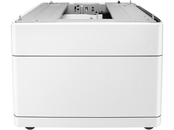 HP - Druckerständer-Papierfach mit Gehäuse - 550 Blätter in 1 Schubladen (Trays) - für PageWide Managed Color MFP E77660; PageWide Managed Color Flow MFP E77650, MFP E77660