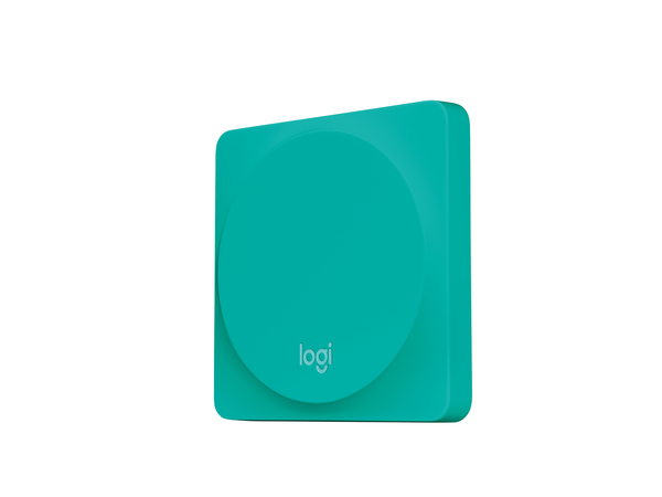 Logitech POP Smart Button, Türkis, 60 mm, 9 mm, 60 mm, 37 g