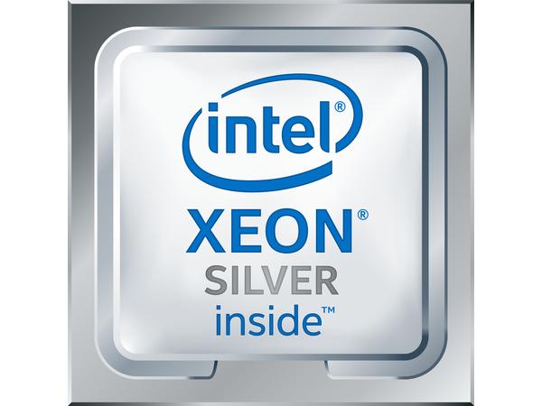 Intel Xeon Silver 4110 - 2.1 GHz - 8 Kerne - 16 Threads - 11 MB Cache-Speicher - für ThinkSystem SR530