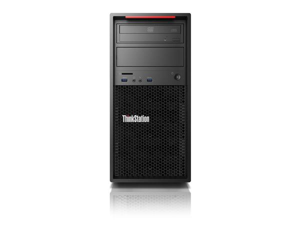 Lenovo ThinkStation P320, 4,2 GHz, Intel® CoreTM i7 der siebten Generation, 16 GB, 512 GB, DVD±RW, Windows 10 Pro