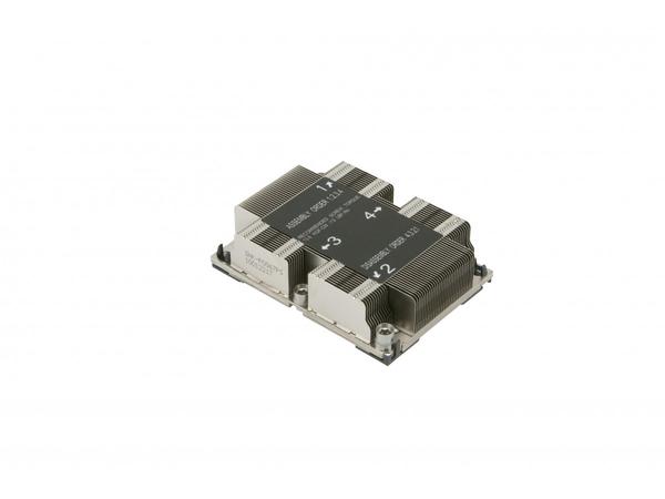 Supermicro - Prozessorkühler - (Socket P) - 1U - für SUPERMICRO X11SPG-TF, X11SPL-F, X11SPM-TF, X11SPW-TF