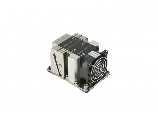 Supermicro - Prozessorkühler - (Socket P) - 2U - für SUPERMICRO X11SPH-NCTF, X11SPH-NCTPF, X11SPI-TF, X11SPL-F, X11SPM-F, X11SPM-TF, X11SPM-TPF