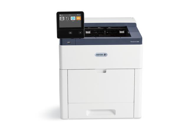 Xerox VersaLink C600V/DNS, Laser, Farbe, 1200 x 2400 DPI, A4, 700 Blätter, 53 Seiten pro Minute