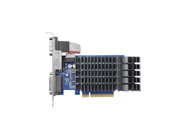 ASUS GF GT730-SL-2G-BRK-V2 LP, GeForce GT 730, 2 GB, GDDR3, 64 Bit, 2560 x 1600 Pixel, PCI Express 2.0