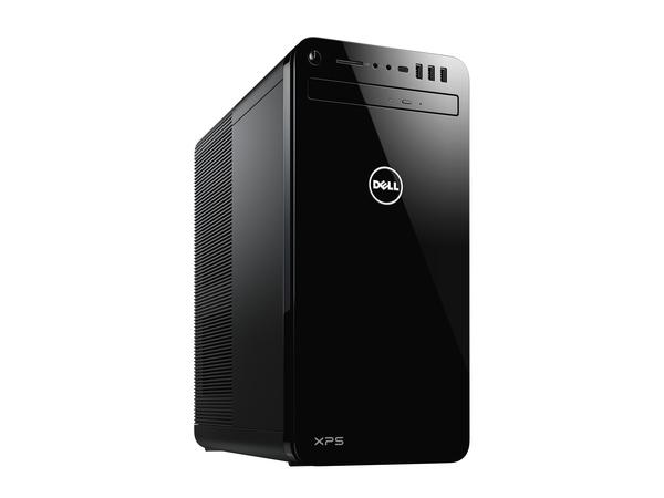 DELL XPS 8930, 3,2 GHz, Intel® CoreTM i7 der achten Generation, 8 GB, 1000 GB, DVD±RW, Windows 10 Home