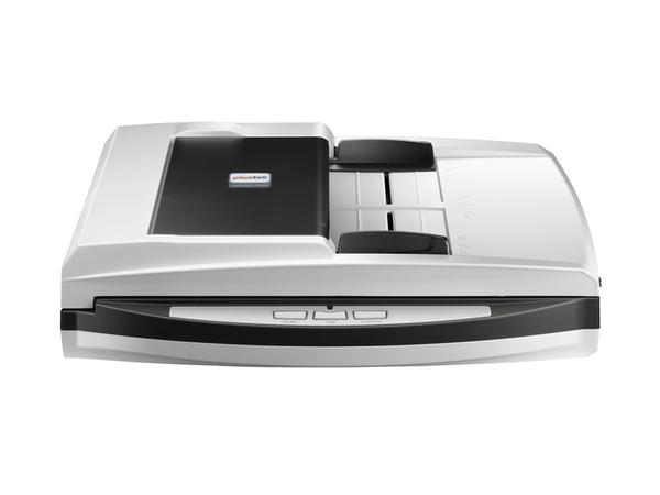 Plustek SmartOffice PL4080 ADF, 216 x 297 mm, 600 x 600 DPI, 40 Seiten pro Minute, 1200 x 1200 DPI, 48 Bit, 24 Bit