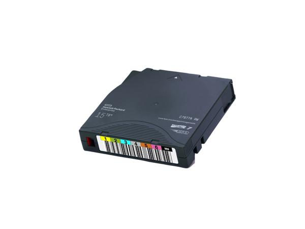 HPE Ultrium Type M RW Custom Labeled No Case Data Cartridge - 20 x LTO Ultrium 7 - 9 TB / 22.5 TB - Beschriftungsetiketten - für StoreEver LTO-8 Ultrium 30750, LTO-8 Ultrium 30750 TAA
