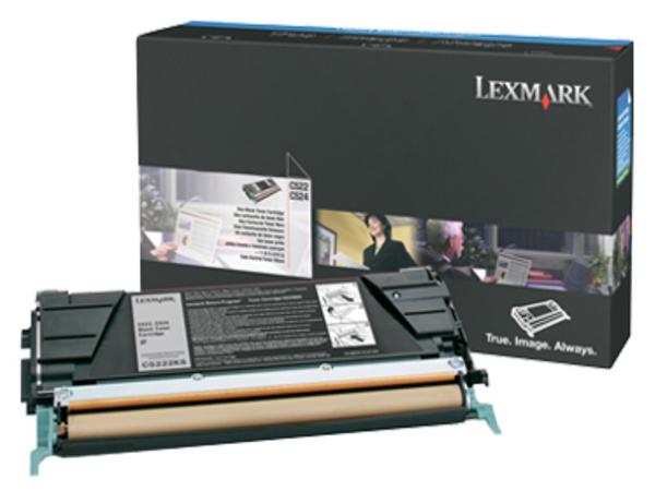 Lexmark - Schwarz - Original - Tonerpatrone Lexmark Corporate - für E250d, 250dn, 250dt, 250dtn, 350d, 350dt, 352dn, 352dtn