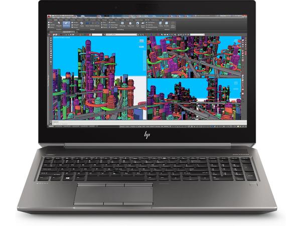 HP ZBook 15 G5, Intel® CoreTM i7 der achten Generation, 2,60 GHz, 39,6 cm (15.6 Zoll), 1920 x 1080 Pixel, 16 GB, 512 GB