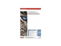 OKI Premium F-T-125 Overhead A4 - 125 Mikron - durchsichtig - A4 (210 x 297 mm) 50 Blatt Transparentfolie - für C3200n, 7350dn
