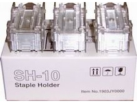 Kyocera SH-10 - Klammern (Packung mit 15000) - für ECOSYS M8124, M8130; FS-9130, 9530; TASKalfa 2552, 3252, 3551, 40XX, 50XX, 5550, 60XX