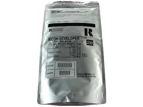Ricoh Type 28 - Schwarz - Entwickler - für Lanier MP 1600, MP 2000, MP 25XX, MP 3350, MP1500; Gestetner MP 33XX; Ricoh Aficio MP 25XX