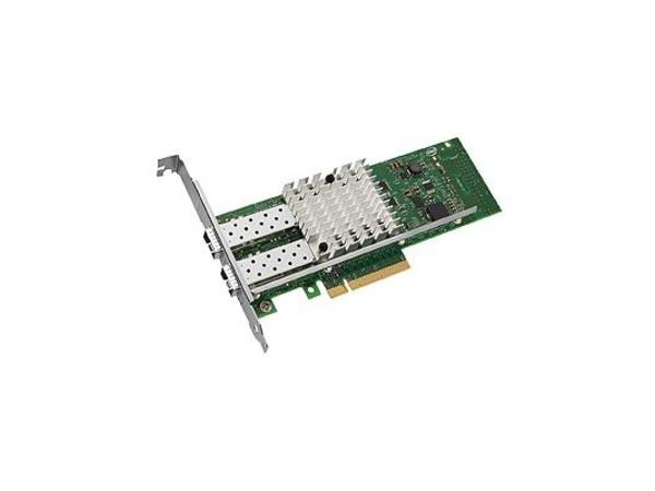 Fujitsu - Netzwerkadapter - PCIe x8 - 10Gb Ethernet x 2 - für Celsius M470-2, M770powerx, M770x, R570-2, R670-2, R940 POWER, R970, R970power