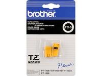 Brother - Ersatzklinge - für P-Touch PT-1005, 1010, 1080, 1090, 1100, 1230, 1260, 1280, 1290, 7100, 900, PT-GL-100