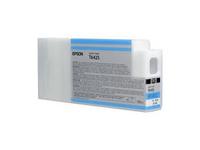 Epson T6425 - 150 ml - hell Cyan - Original - Tintenpatrone - für Stylus Pro 7890, Pro 7900, Pro 9890, Pro 9900, Pro WT7900