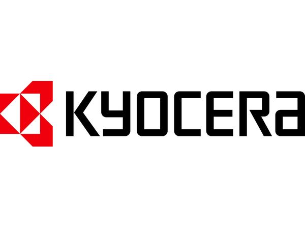 Kyocera Card Reader Holder (C) - Halterung für Kartenleser - durchsichtig - für Kyocera FS-3540, FS-3640